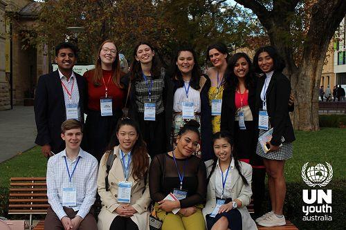 NZ Delegation