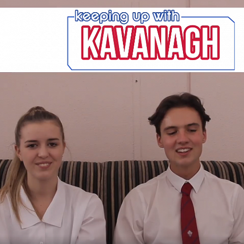 Keeping up with Kavanagh