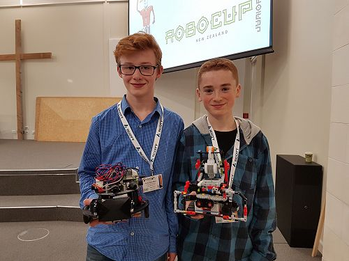 Robocup Regional Competition