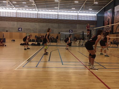 SISS Junior Volleyball Tournament
