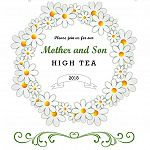Mother and Son High Tea 2018