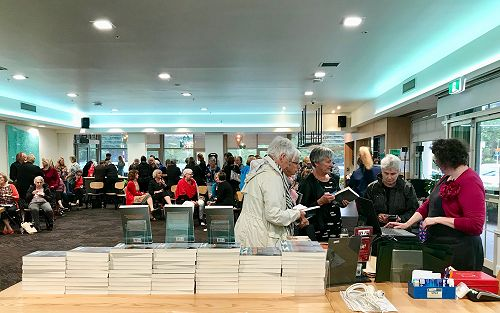 The Gulf Between Book Launch