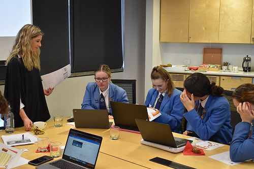 Young Enterprise Trust Marketing and Finance Works
