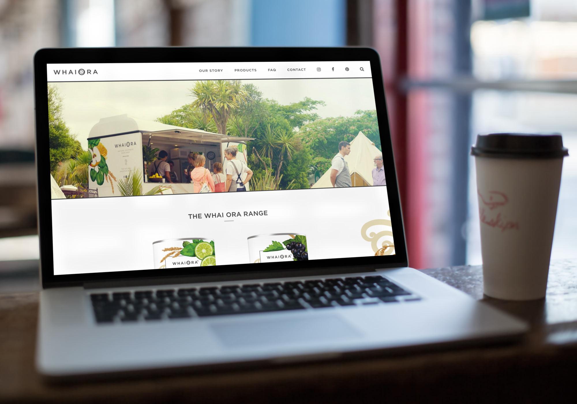 Whai Ora Website
