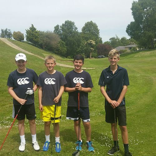 Interschool Golf Tournament