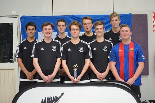 Otago Secondary Schools' Senior Futsal Champions