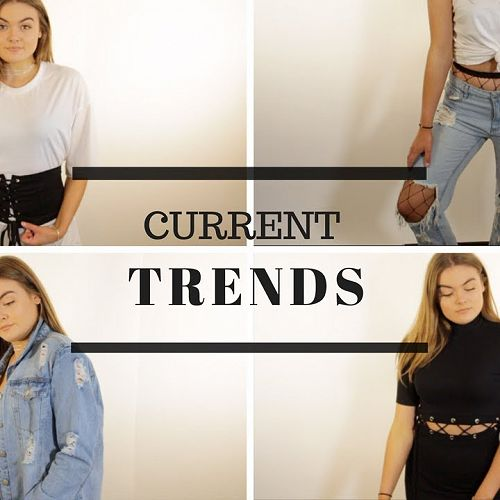 Video: Current Clothing Trends| Wardrobe MUST HAVES- Fallon Kate