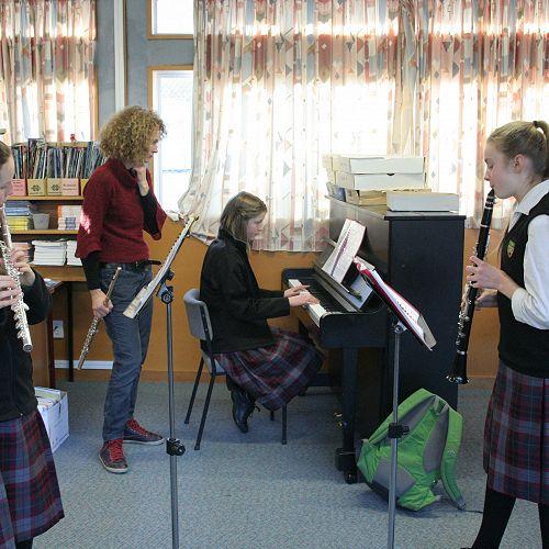 Musicians Master Class