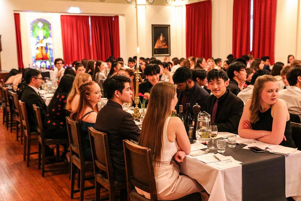St Margaret's College Valedictory Dinner, 7 Octobe