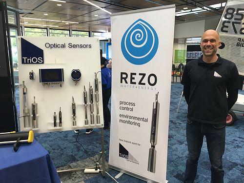 Sensor technology: REZO Water and Energy at TEXpo