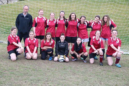 Football Girls 1st XI