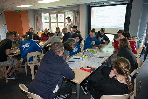 NZIHF Coaching Clinic in Auckland