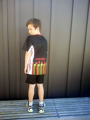 Amesbury Sports Shirt