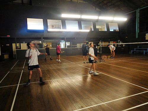 King's Interschool - Badminton