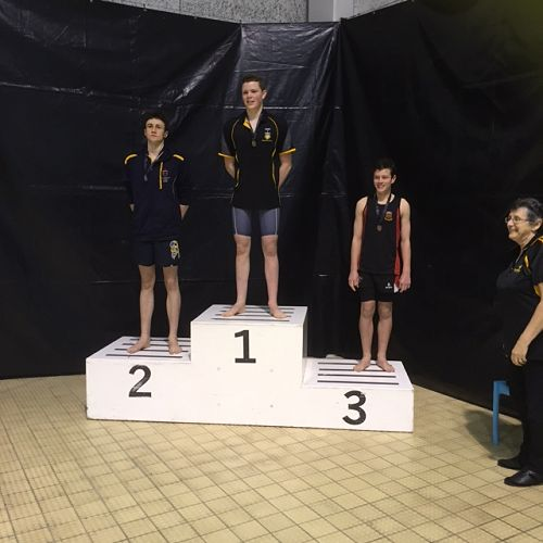New Zealand Secondary School Swimming Championships