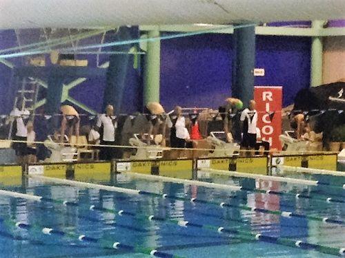 NZ Division 2 Swimming Championships - Harrison Fl