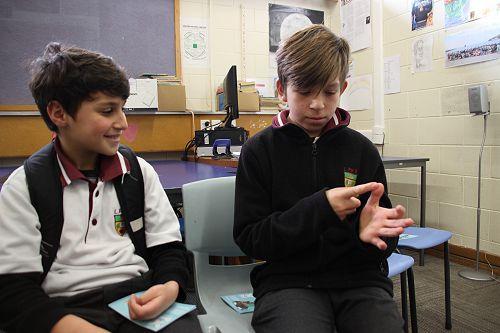Sign Language Lesson