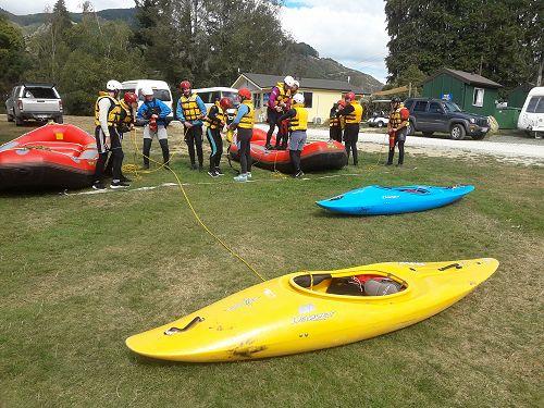 Rescue Race - Murchison 2020