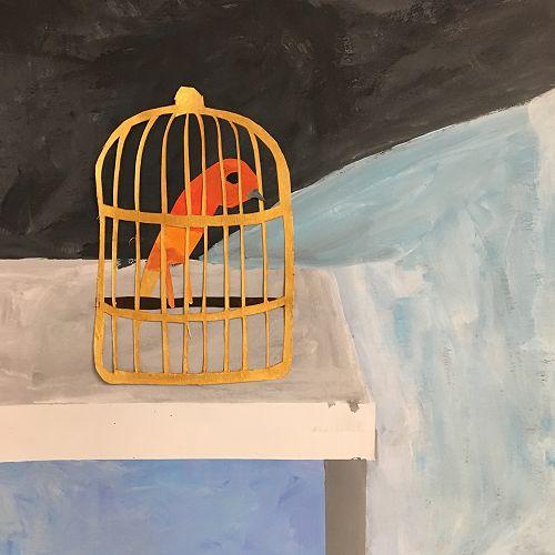Bird Prison by Olly R10