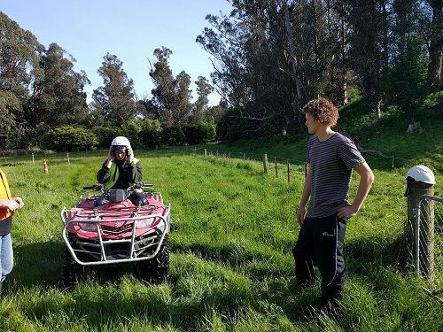 Level 3 Agriculture ATV Training