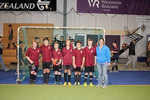 LPHS Green Boys Futsal Team
