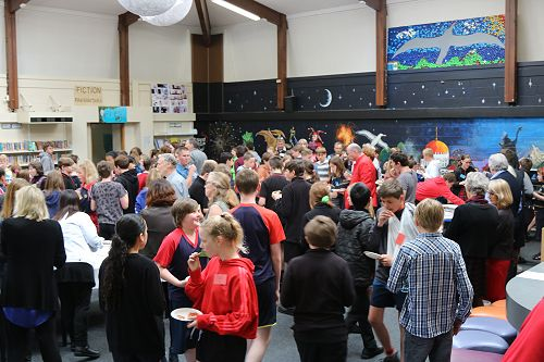 Year 8 Orientation Day