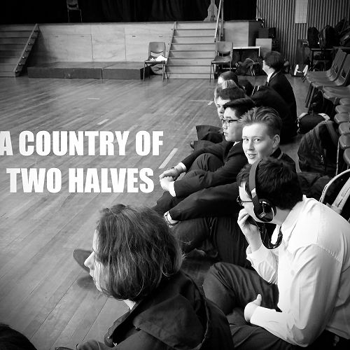 'A Country of Two Halves' - Young & Hungry Arts Trust