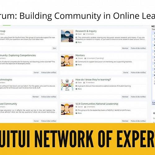 Video: Kōtuitui Forum: Community Building