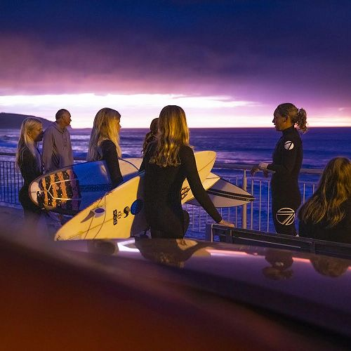 Queen's Surf Academy gets started