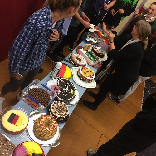 German cakes - only good to look at?