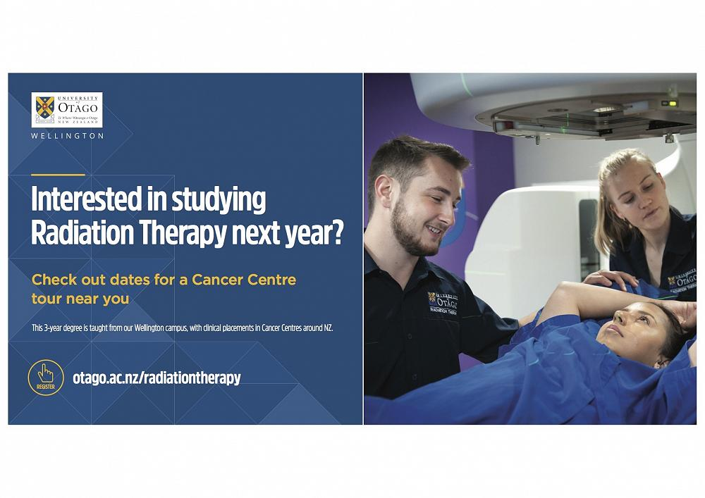 CAREER IN RADIATION THERAPY - The Dunstan Prospector Issue #9 - 13th