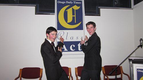 Class Act 2014