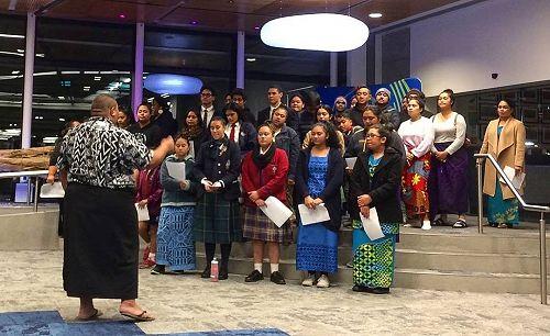 Dunedin Samoa independence celebration 2018.