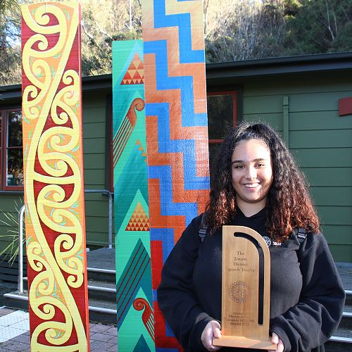 Otago-Southland Rotary Speech Winner