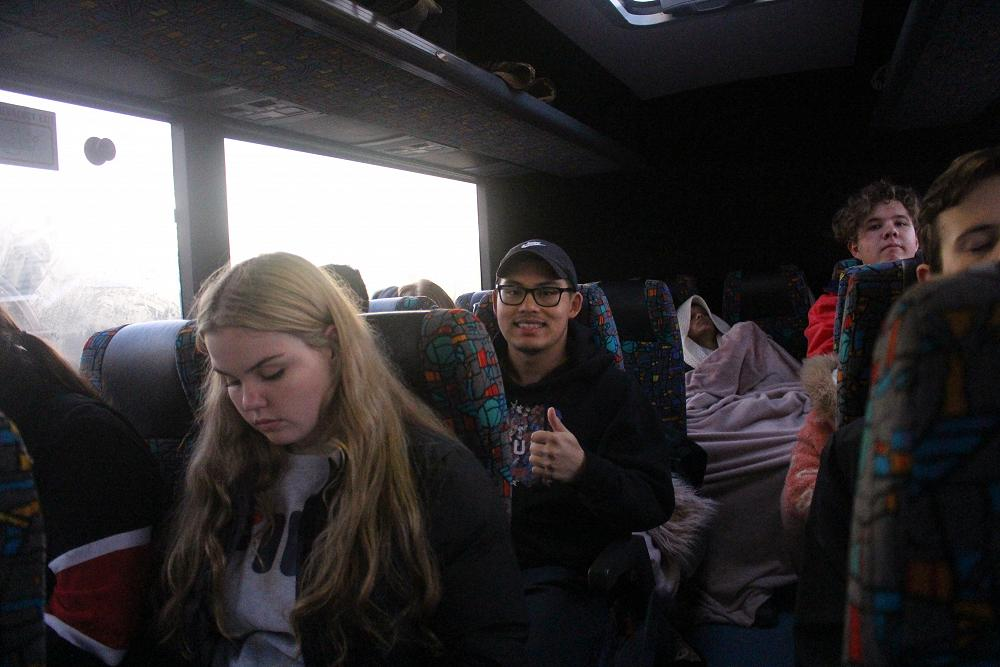 Mystery Bus Trip, 4 May 2019