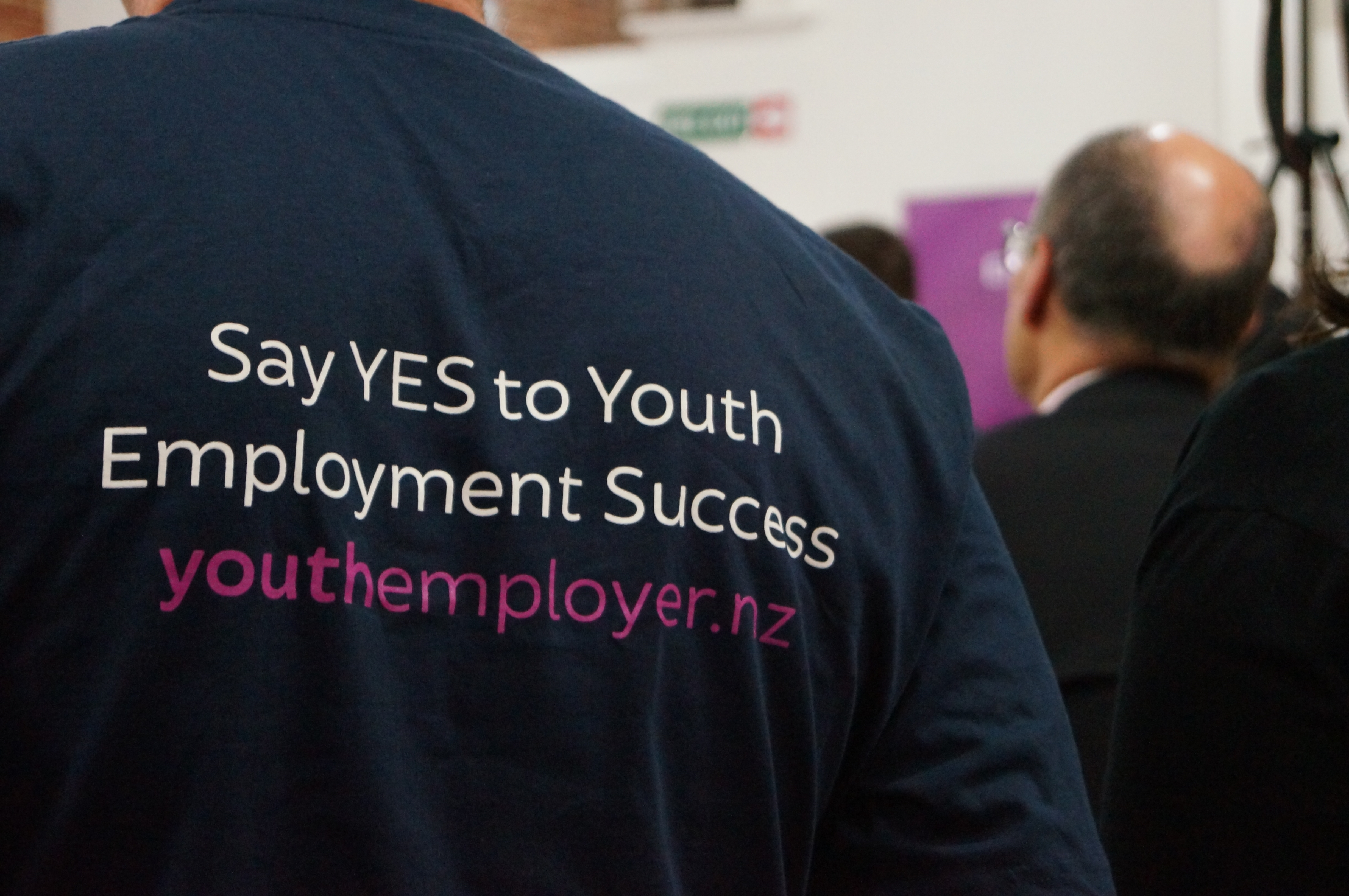 Say YES to Youth Employment Success