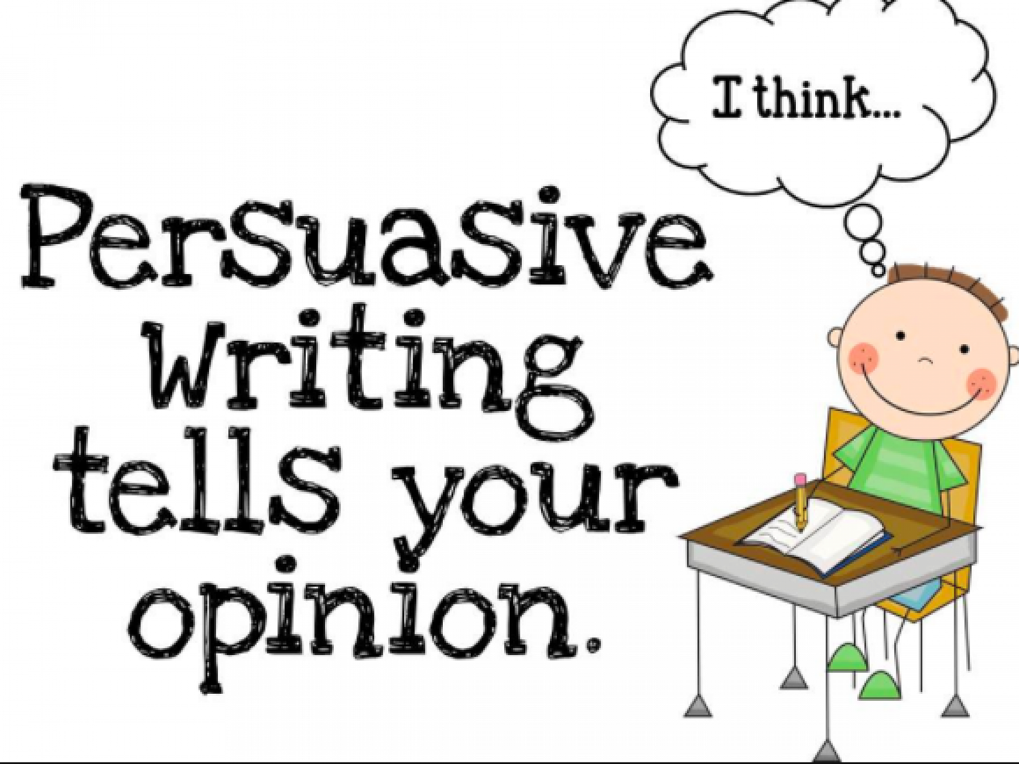 Image result for persuasive writing png