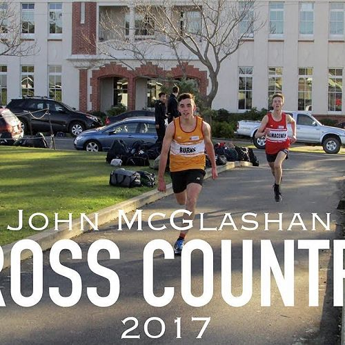 John McGlashan Cross Country 2017
