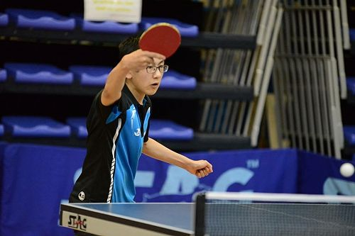 Junior Table Tennis Nationals