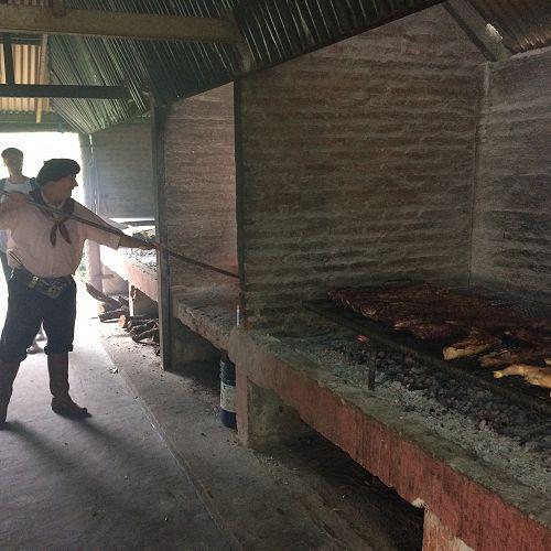 Argentinian BBQ at Estancia