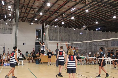 South Island Junior Volleyball Tournament