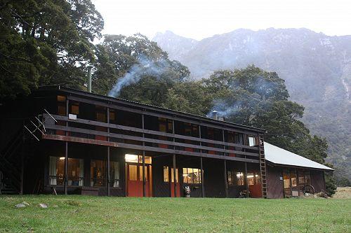 OBHS Lodge Mt Aspiring