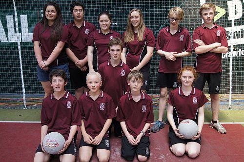 Dunedin Dodgeball Champs