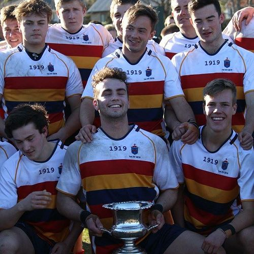 JMC 1st XV record a historic win over Otago Boys High School in the Otago final of the National First XV Championships