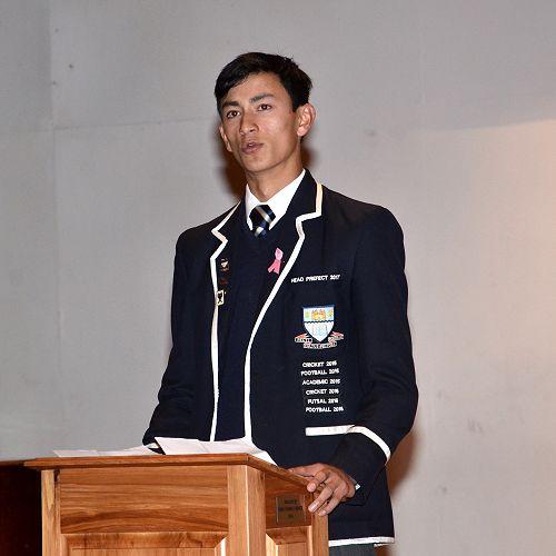 2017 Prefect Assembly