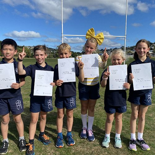 Well done to our 2021 cross country winners!