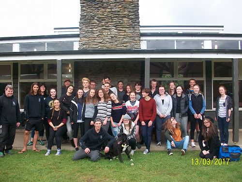 Year 13 Leadership Camp