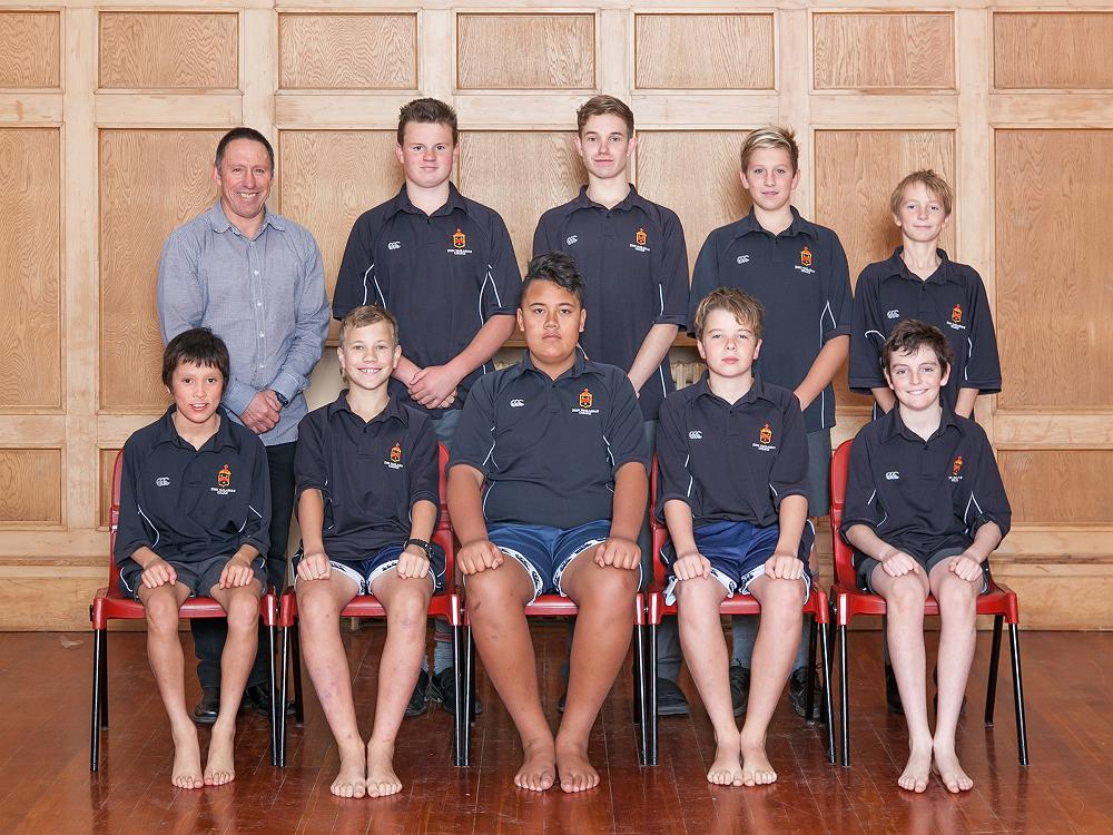 Year 7&8 Waterpolo Team