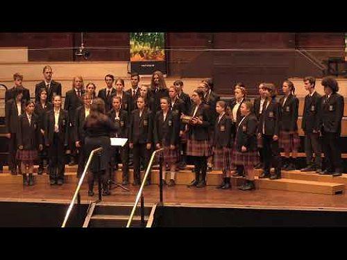 LPHS big sing
