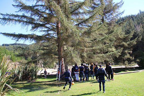 Berwick Outdoor Education